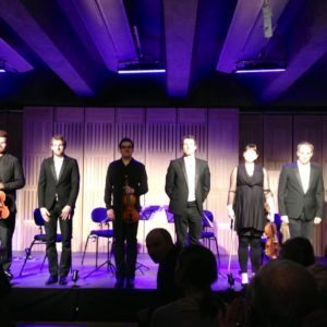 Flinders Quartet and Red Stitch Actors