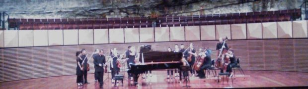 Australian Chamber Orchestra in Sydney Grammar's New Hall