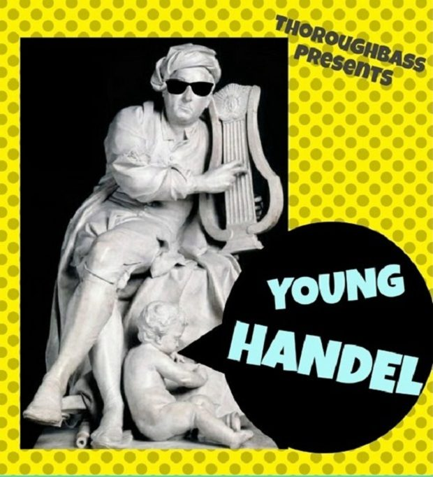 Young Handel poster no border - nth syd