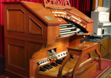 Christie Organ Kelvin Grove College