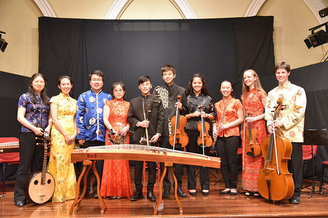 Chinese school of music and arts