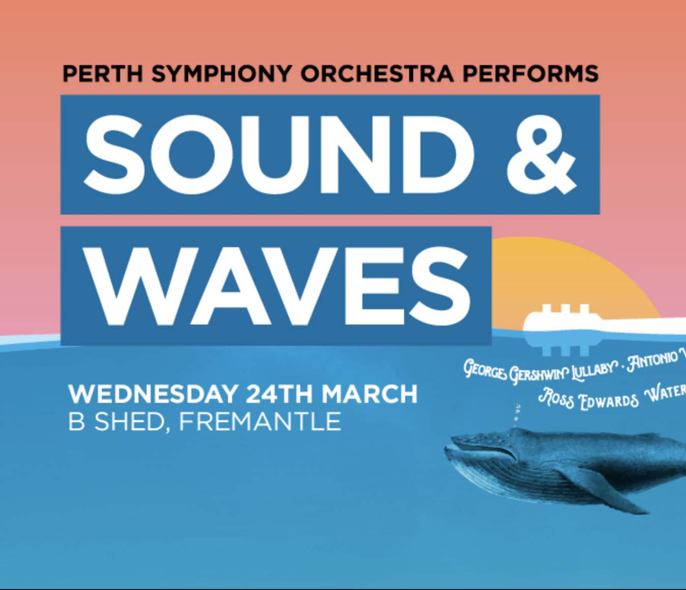 Perth Symphony Sound and Waves